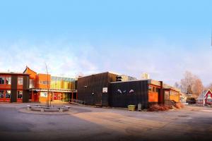 Foto av Askimbyen skole