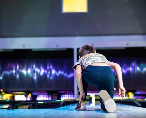 Foto av Bowling i Sprett Aktivitetspark i Askim