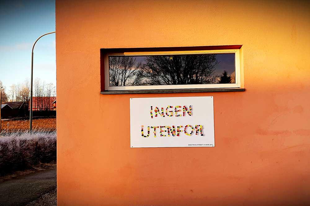Foto fra Moen skole i Askim