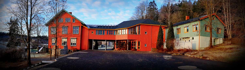 Foto av Steinerskolen i Askim