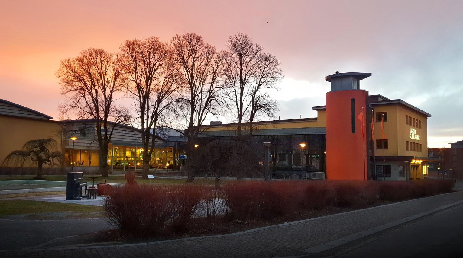 Foto av Askim kulturhus