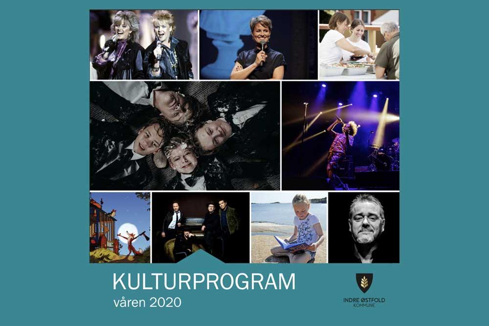 Cover kulturprogram 2020