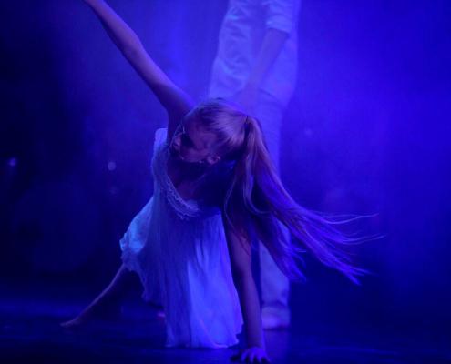 Foto av dans