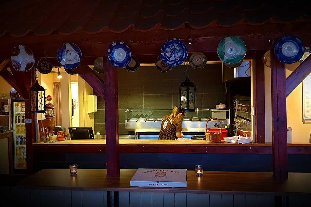 Foto av Don Pablos Pizza i Askim
