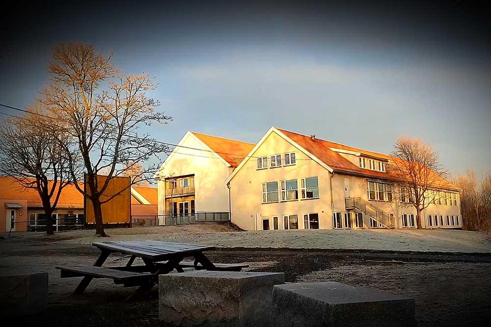 Foto av Moen skole